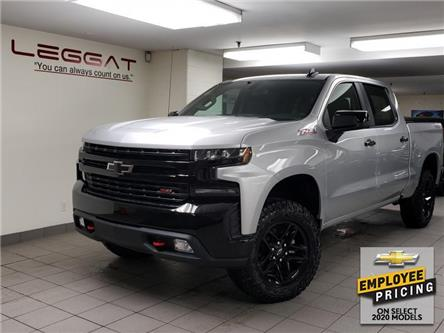 2020 Chevrolet Silverado 1500 LT Trail Boss (Stk: 207588) in Burlington - Image 1 of 25