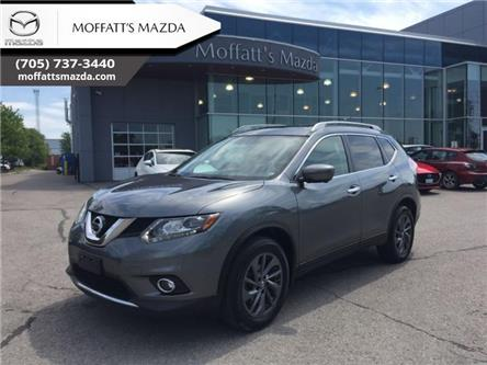 2016 Nissan Rogue SL Premium (Stk: P8135A) in Barrie - Image 1 of 21