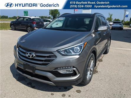 2017 Hyundai Santa Fe Sport NO OPTIONS (Stk: 20517) in Goderich - Image 1 of 21