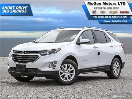 2019 Chevrolet Equinox LT (Stk: 102889) in Goderich - Image 1 of 23