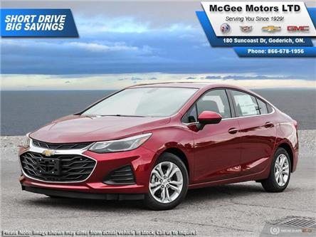 2019 Chevrolet Cruze LT (Stk: 140410) in Goderich - Image 1 of 23
