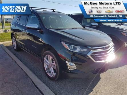 2019 Chevrolet Equinox Premier (Stk: 232076) in Goderich - Image 1 of 2