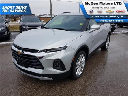 2019 Chevrolet Blazer 3.6 True North (Stk: 689484) in Goderich - Image 1 of 19