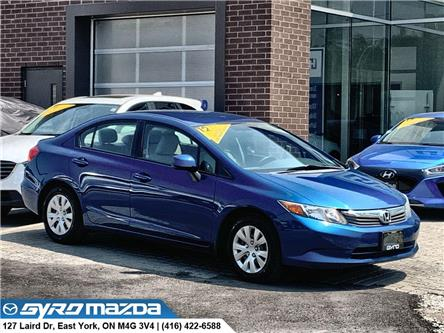 2012 Honda Civic LX (Stk: 29366A) in East York - Image 1 of 27