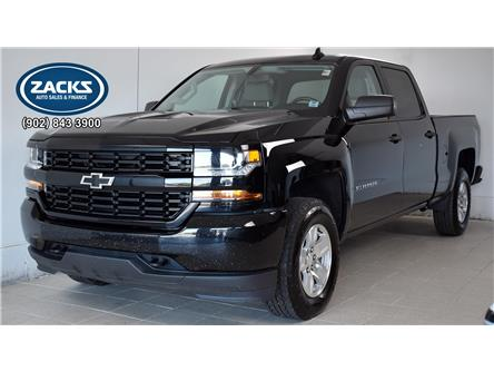 2018 Chevrolet Silverado 1500 Silverado Custom (Stk: 43669) in Truro - Image 1 of 29