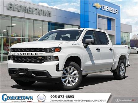 2020 Chevrolet Silverado 1500 Silverado Custom (Stk: 32045) in Georgetown - Image 1 of 27