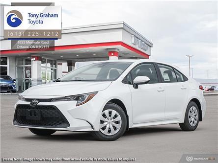 2020 Toyota Corolla L (Stk: 59609) in Ottawa - Image 1 of 23