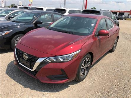 2020 Nissan Sentra SV (Stk: W0295) in Cambridge - Image 1 of 5