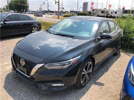 2020 Nissan Sentra SR (Stk: W0297) in Cambridge - Image 1 of 5