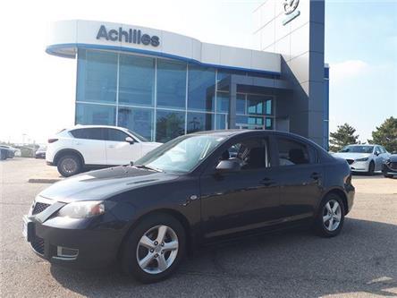 2008 Mazda Mazda3 GX (Stk: H2198A) in Milton - Image 1 of 10