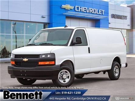2020 Chevrolet Express 2500 Work Van (Stk: 200694) in Cambridge - Image 1 of 24