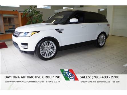 2016 Land Rover Range Rover Sport V6 SE (Stk: 0044) in Edmonton - Image 1 of 24