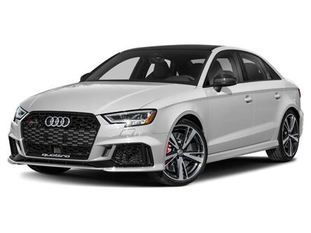 2020 Audi RS 3 2.5T (Stk: A13237) in Newmarket - Image 1 of 9