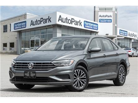 2019 Volkswagen Jetta 1.4 TSI Highline (Stk: APR7502) in Mississauga - Image 1 of 19