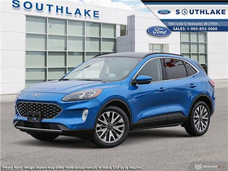 2020 Ford Escape Titanium Hybrid (Stk: 29072) in Newmarket - Image 1 of 23