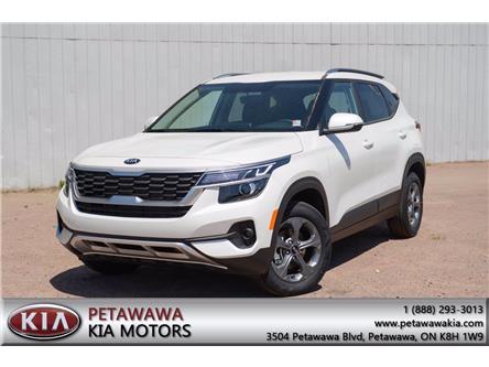 2021 Kia Seltos LX (Stk: 21007) in Petawawa - Image 1 of 27