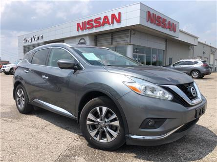 2016 Nissan Murano SL (Stk: V0786A) in Cambridge - Image 1 of 21