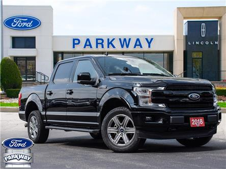 2018 Ford F-150 Lariat (Stk: LP0849) in Waterloo - Image 1 of 26