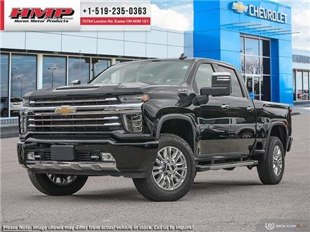 2020 Chevrolet Silverado 3500HD High Country (Stk: 87597) in Exeter - Image 1 of 23