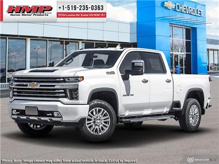 2020 Chevrolet Silverado 3500HD High Country (Stk: 87596) in Exeter - Image 1 of 23