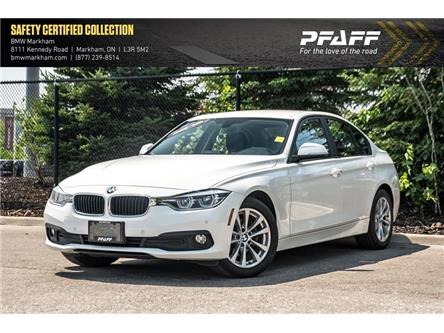 2017 BMW 320i xDrive (Stk: 38929A) in Markham - Image 1 of 22
