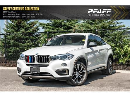 2016 BMW X6 xDrive35i (Stk: D13150) in Markham - Image 1 of 22