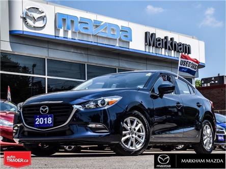 2018 Mazda Mazda3  (Stk: N200084A) in Markham - Image 1 of 27