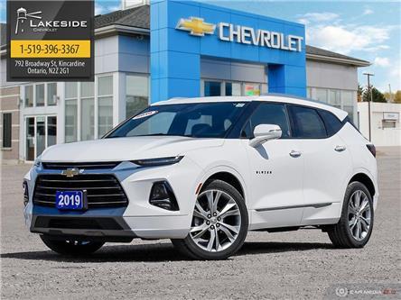 2019 Chevrolet Blazer Premier (Stk: T9362) in Kincardine - Image 1 of 28