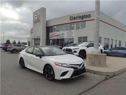 2020 Toyota Camry XSE (Stk: 20535) in Bowmanville - Image 1 of 7