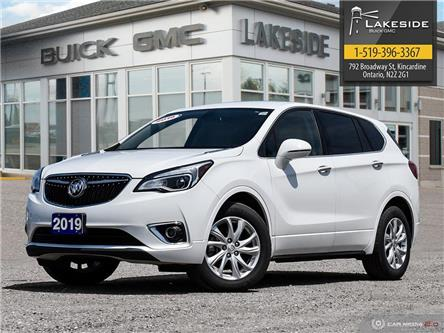 2019 Buick Envision Preferred (Stk: B9127) in Kincardine - Image 1 of 27