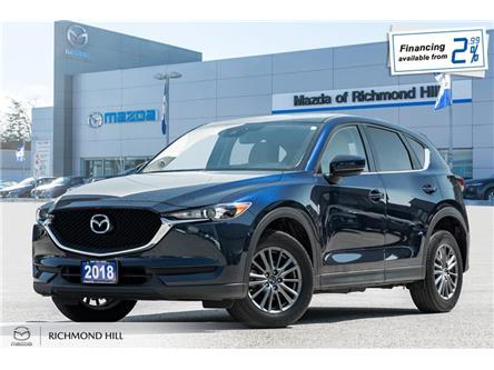 2018 Mazda CX-5 GS (Stk: 20-122A) in Richmond Hill - Image 1 of 20