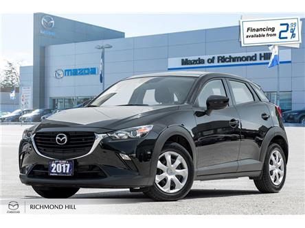2017 Mazda CX-3 GX (Stk: 20-240A) in Richmond Hill - Image 1 of 19