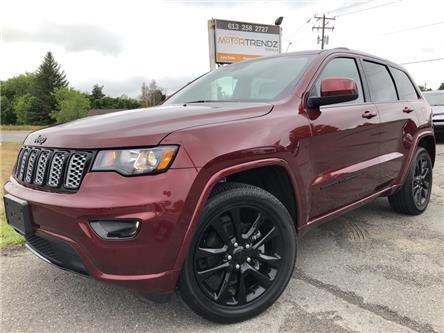 2018 Jeep Grand Cherokee Laredo (Stk: -) in Kemptville - Image 1 of 30