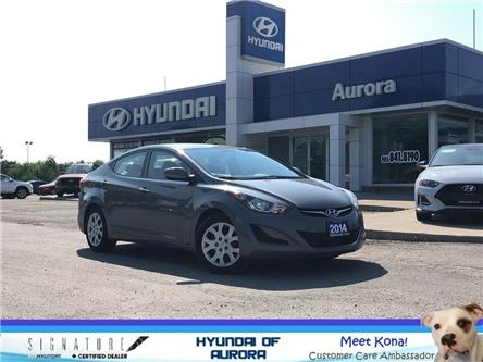 2014 Hyundai Elantra  (Stk: 222131) in Aurora - Image 1 of 19
