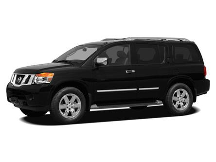 2010 Nissan Armada Platinum Edition (Stk: 20QX802A) in Newmarket - Image 1 of 4