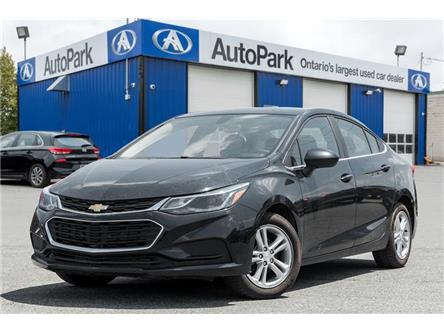 2018 Chevrolet Cruze LT Auto (Stk: 18-00228MB) in Georgetown - Image 1 of 18