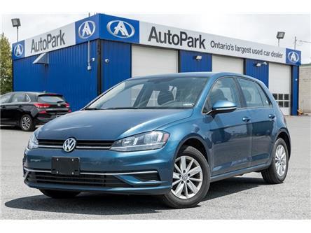 2018 Volkswagen Golf 1.8 TSI Trendline (Stk: 18-83189R) in Georgetown - Image 1 of 18
