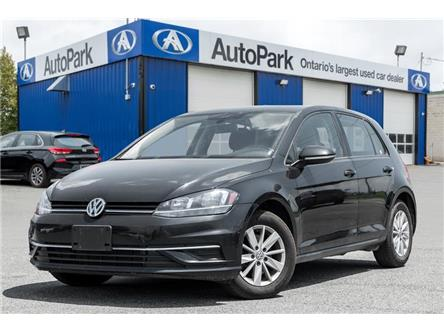 2018 Volkswagen Golf 1.8 TSI Comfortline (Stk: 18-84174R) in Georgetown - Image 1 of 18