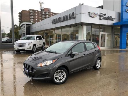 2017 Ford Fiesta SE (Stk: TK589A) in Chatham - Image 1 of 18