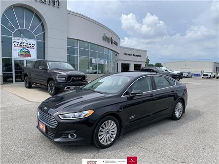 2014 Ford Fusion Energi SE Luxury (Stk: U04588) in Chatham - Image 1 of 22