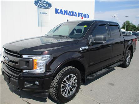 2018 Ford F-150 XLT (Stk: 19-17721) in Kanata - Image 1 of 14