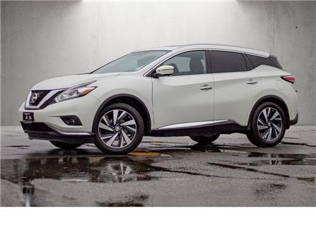 2015 Nissan Murano  (Stk: N09-5303A) in Chilliwack - Image 1 of 18