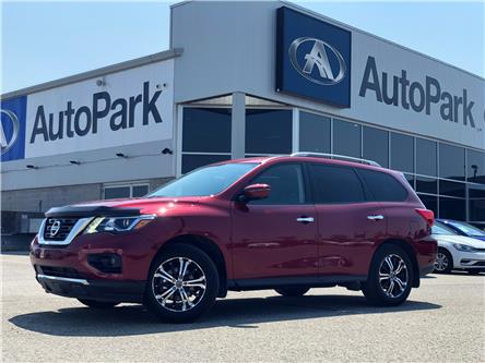 2018 Nissan Pathfinder SL Premium (Stk: 18-10894JB) in Barrie - Image 1 of 30