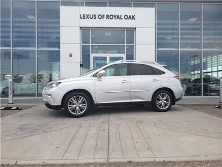 2014 Lexus RX 350 Base (Stk: L20132A) in Calgary - Image 1 of 23