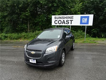 2015 Chevrolet Trax LS (Stk: TL158505A) in Sechelt - Image 1 of 19