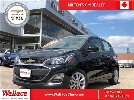 2019 Chevrolet Spark 1LT CVT (Stk: 764669) in Milton - Image 1 of 15