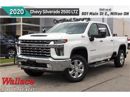 2020 Chevrolet Silverado 2500HD LTZ (Stk: 126049) in Milton - Image 1 of 15