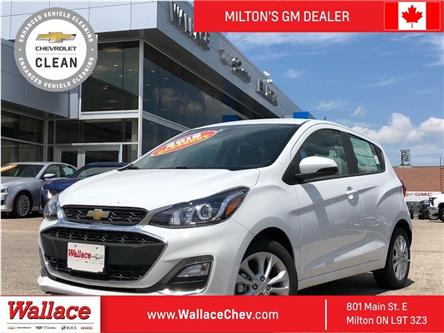 2019 Chevrolet Spark 1LT CVT (Stk: 735090) in Milton - Image 1 of 15