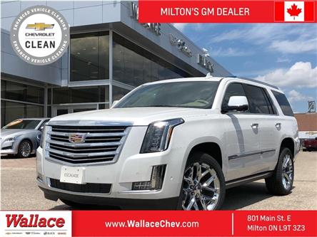 2020 Cadillac Escalade Platinum (Stk: 185478) in Milton - Image 1 of 15