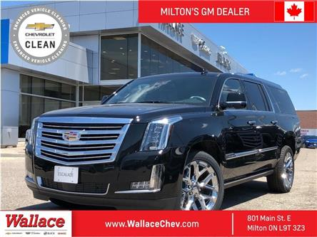 2020 Cadillac Escalade ESV Platinum (Stk: 270397) in Milton - Image 1 of 15